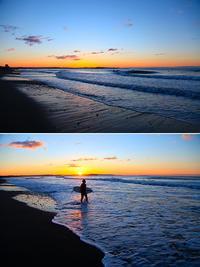 2017/02/21(TUE) 波ある朝はサーファー達でいっぱいです! - SURF RESEARCH