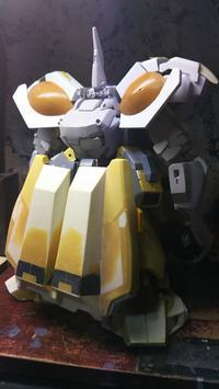 0222 - Hyper weapon models 模型とメカとクリーチャーと……
