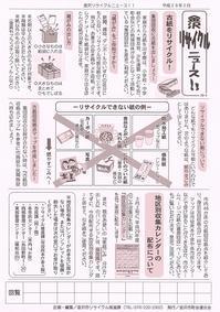 金沢リサイクルニュース!!平成29年2月 - 金沢市戸板公民館ブログ