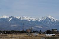 昨日の八ヶ岳と蓼科山と・・・ - 在り合ふ瞬間(ありあうとき)