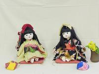2017年度2月上半期 淡彩画講座ご紹介「人形を描く」 - 大阪の絵画教室 アトリエTODAY