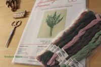 ついで買い♪ - フランス 白糸刺しゅう教室 Atelier broderie fleurie (アトリエ ブロドリーフルーリ)