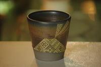 紬もん桜島シリーズ - 鹿児島の御茶碗屋つきの虫の毎日のお仕事