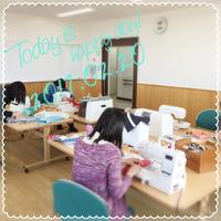 Happy Natural レッスンbag作りの会!Happy jam party - ・:*:・Happy jam party・:*:・