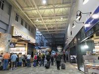 初・ミネアポリス空港 - NYの小さな灯り ~ヘアメイク日記~