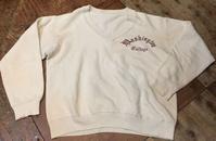 2/25(土)入荷!60s~VNECKカレッジAll Cotton  Sweat shirts! - ショウザンビル mecca BLOG!!