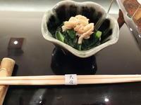 """日本の春の山菜を楽しみに ☆ 美味しい天ぷらの【天信】へ - Singaporeグルメ☆"""" Ⅱ"""