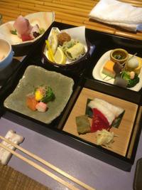 松花堂弁当 - 庶民のショボい食卓