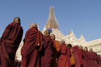アーナンダ寺院の祭り - Myanmar Eye