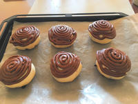 ~部屋中、チョコの香りに包まれて~ - 土浦・つくば の パン教室 Le soleil