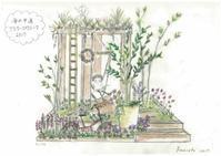 福岡海の中道海浜公園ガーデンコンテスト2017 - IMASATO Planting
