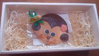 京都下鴨のBAIKALのクッキーをいただきました~♪ - Entrepreneurshipを探る旅