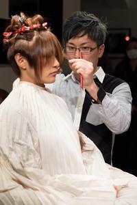 vol.89「三浦 和幸の仕事」 - Monthly Live    営業後の美容室での美容師による単独ライブ