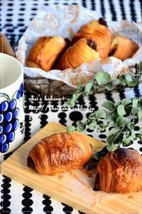ホシノ天然酵母パン・オ・ショコラ - *sheipann cafe*