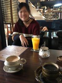益子散歩 - colorful sunny cafe roadster