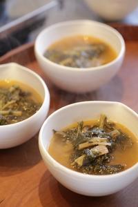 ソウルの「スンナムシレギ」と我が家の「シレギ」 - 今日も食べようキムチっ子クラブ (料理研究家 結城奈佳の韓国料理教室)