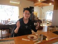 2月28日(火)・・・羽幌からのお客様 - ある喫茶店主の気ままな日記。