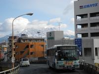 紫原陸橋(2) - リンデンバス ~バス停とその先に~