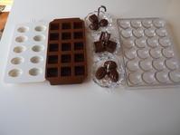 チョコレートレッスン終えて - お菓子教室フルール