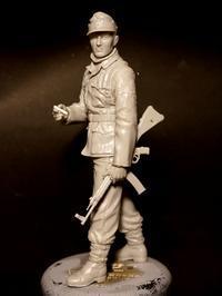 1/16Wiking Division Hungary - (仮)セーサク日誌 モケー編