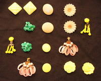 Earring: PASTEL - carboots