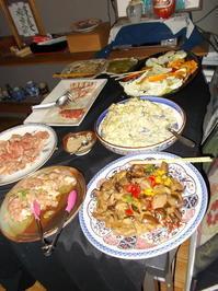 SAKURA Party Photo 520 - Japanese Kitchen SAKURA Party Diary