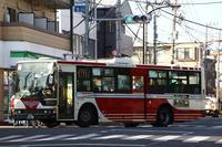 (2017.2) 関東バス・B1436 - バスを求めて…