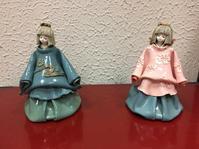 セラミックの雛人形 - ★ Eau Claire ★ Dolce Vita ★