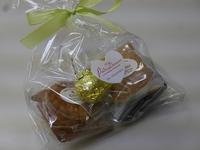 (金沢・幸町)ピュイダムール(Puits D'amour)の焼き菓子 - 松下ルミコと見る景色
