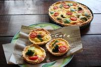 ミニキッシュ - 海辺のイタリアンカフェ  (イタリア料理教室 B-カフェ)