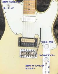 Curion サーキットの秘密 - Rune guitar