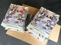 水野純子の『トライアド』発送開始と、予備分発売 - 下呂温泉 留之助商店 店主のブログ