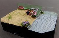 坂道のあるジオラマ Ver.ホ (2) - 【趣味なんだってば】 鉄道模型とジオラマの製作日記