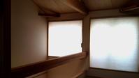 高坂の家窓の寒さ対策 - 成長する家 子育て物語