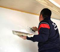 高坂の家塗り壁に挑戦 - 成長する家 子育て物語