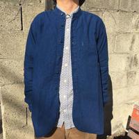 GOHEMP スタンドカラーシャツ - 中華飯店/GOODSTOREのブログ Clothes & Gear for the  Great Outdoors