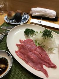 日本橋 西洋料理 島 - くいしんぼうの日記