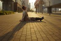 京コンピュータ前駅、周辺3 - この青い空を君にあげる