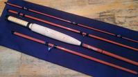 NCA Kameglass 4pc Fly Rod - 店主のマニアック日記