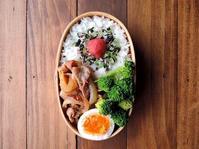 3/3(金)豚の甘辛炒め弁当 - おひとりさまの食卓plus