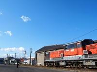 関西線DD51重連貨物撮影記〜2017〜冬の繁忙期編 - 8001列車の旅と撮影記録