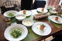 3月アンコールレッスン - 海辺のイタリアンカフェ  (イタリア料理教室 B-カフェ)