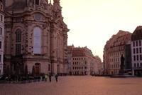 ゲーテ街道400キロの旅麗しきドレスデンの街並み - 空想地球旅行