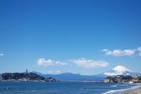 江ノ島と富士山 - Today's one photograph