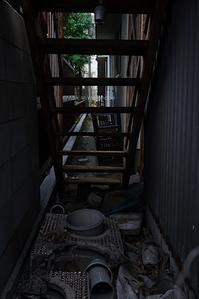 廃墟の裏側 - Mark.M.Watanabeの熊本撮影紀行