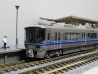 [鉄道模型]KATO:「521系 2次車 2両セット」を入手 - 新・日々の雑感