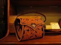 """RoosterKing × TheThreeRobbers Carving Hand Bag #5""ってこんなこと。 - THE THREE ROBBERS ってこんなこと。"