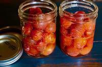 プチトマトのマリネ - マドモアゼルジジの感光生活