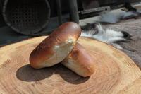 パン釜でパンパーティ - お山の宿 みちつじ