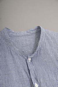 ゴーシュマイクロギンガムのシャツ - un.regard.moderne